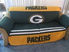 Packers Sofa Cover