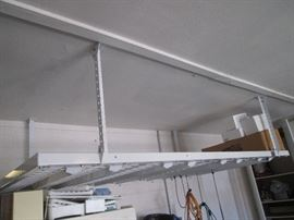 This is the large 4' X 8' Ceiling-Mount for Storage
