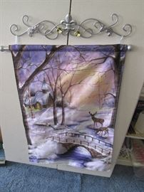 Fabric Wall Hanging