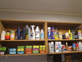Paint, Patio and Yard Products