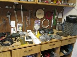 Workbench Items