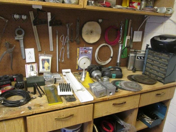 Workbench Items