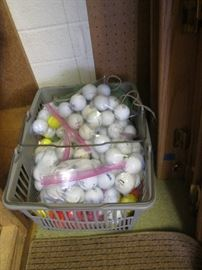 Golf Balls, Anyone?