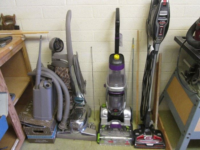 Great Selection of Floor Cleaning Equipment
