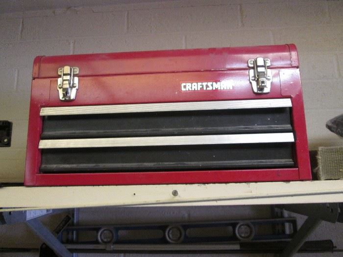 Craftsman Tool  Box and Drawers