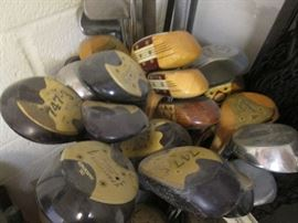 Detail of Clubs