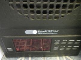 Detail of Air Purifier