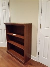 Nice bookcase.
