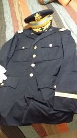 Vintage Dress Blues