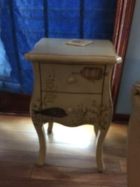SMALL 2 DRAWER  TABLE