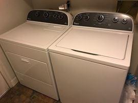 Washmachine and Dryer