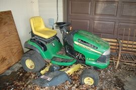 2008 John Deere Riding Lawn Mower
