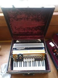 Italian Accordion.