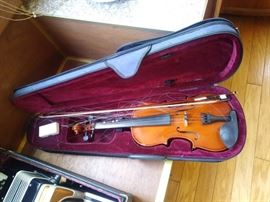 Children's violin.