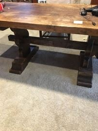 Bart store geourges table. Original price 2,500 now at a faction price.
