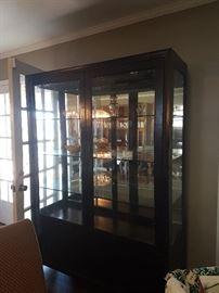 Klaussner Curio Cabinet