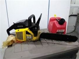 McCulloch Gas Chainsaw