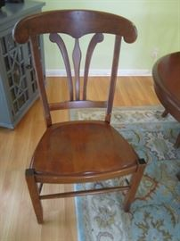 DETAIL OF CHAIRS