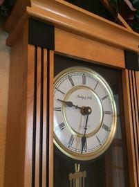 Sterling & Noble Quartz Wall Clock