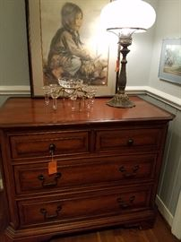Pennsylvania House cherry chest