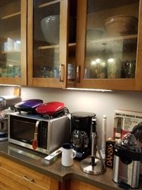 cook ware, bake ware, appliances, coffee gear, galore