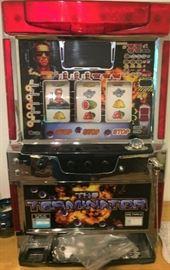 IGT Terminator Slot Machine Type A (Japan)