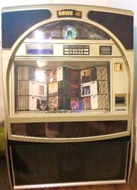 Rowe AMI Jukebox Model CD-100C