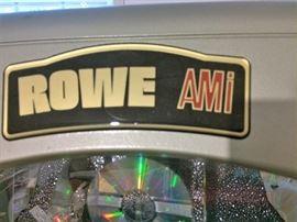 Detail on Rowe AMI Jukebox Model CD-100C
