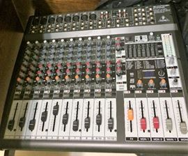 Behringer Europower PMP3000 Mixing Board