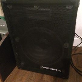 VocoPro Speakers