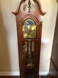 Howard Miller 64th Anniversary Addition Grandfather Clock