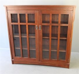 20th Century Arts & Crafts Bookcase