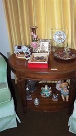 Darling Vintage Clocks and collectibles