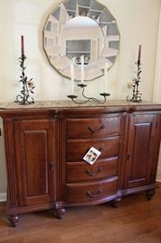 Beautiful Nichols & Stone Custom Made Buffet