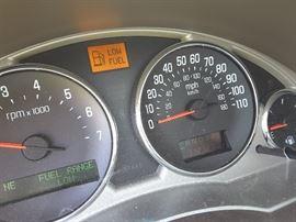 112,000 original miles!