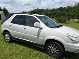 2006 Buick Rendezvous in excellent condition, inside and out.