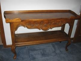Drexel Sofa Table...
