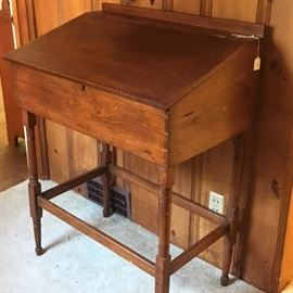 Early Schoolmaster's Desk