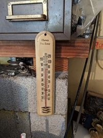 Chainy true temp thermometer