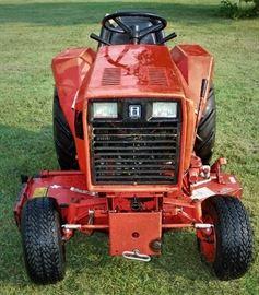 Ingersoll 4016 Tractor