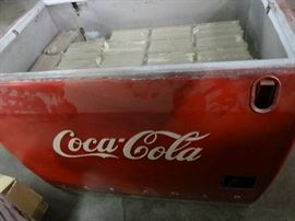 Coca-Cola Beverage Cooler