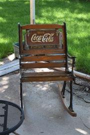 Coca Cola Chair
