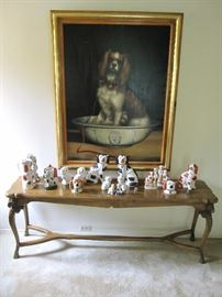 Staffordshire King Charles Spaniel Collection