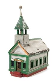 Handmade church