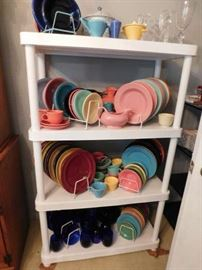 Fiesta and Harlequin Dishes