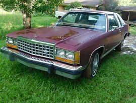 1978 LTD Crown Victoria 23,000 miles