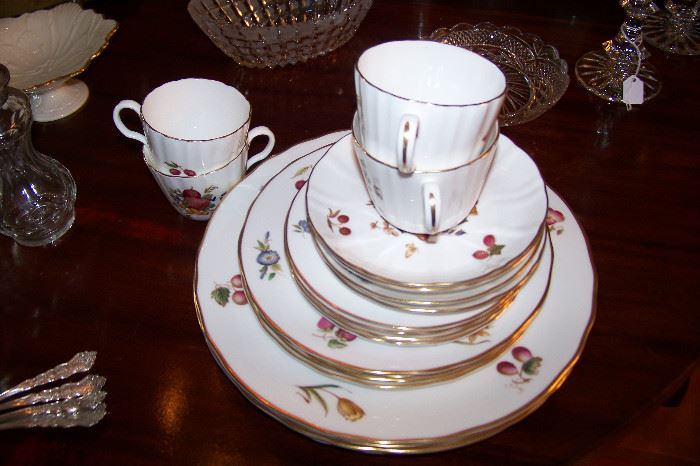 Royal Worcester china