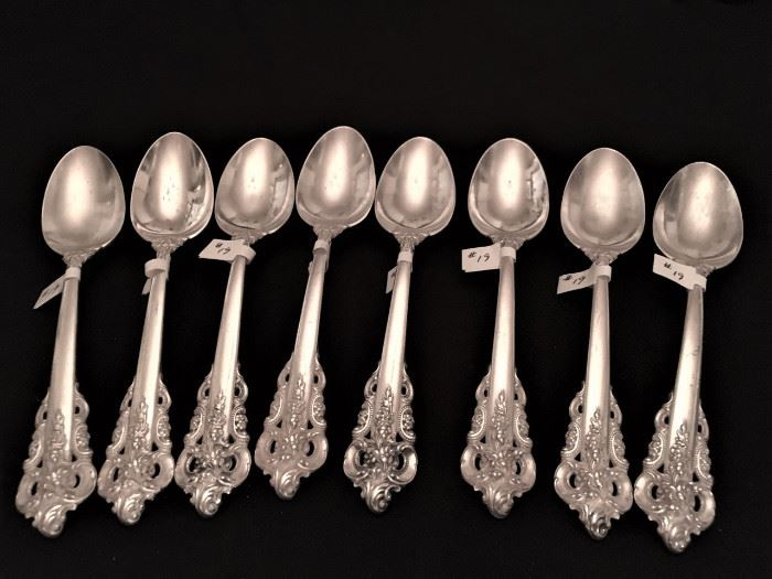 Additional spoons
