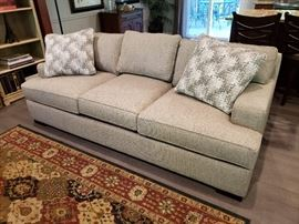 "New Haverty's 88"" Reese Sofa"