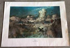 World War I Print (1964 re-issue)